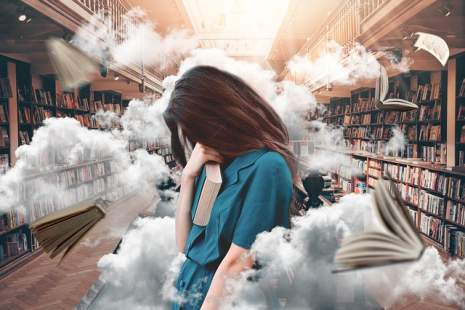 Dreams about Books and Literature